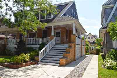 Cape May Single Family Home Under Contract: 1024 New York Avenue
