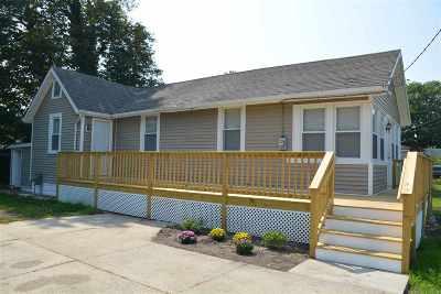 Villas Single Family Home For Sale: 24 New Jersey Avenue