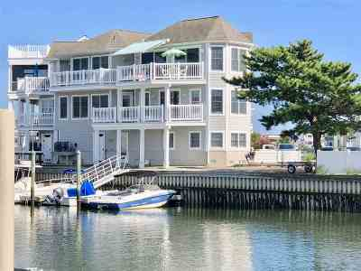 Sea Isle City Townhouse For Sale: 383 47th Place #West
