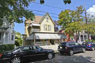 Cape May Single Family Home For Sale: 219 North Street
