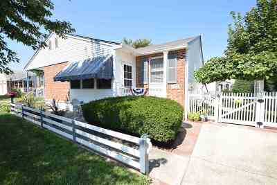 Cape May Single Family Home Under Contract: 1333 Delaware Avenue