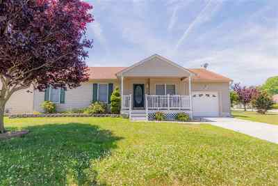 North Cape May Single Family Home For Sale: 14 Widgeon Way