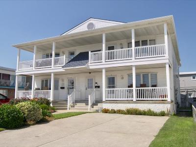 Wildwood Condo For Sale: 5002 Ocean Avenue #2
