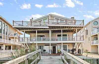 Sea Isle City Townhouse For Sale: 7722 Roberts Avenue South Unit #SOUTH