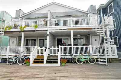 Wildwood Condo For Sale: 5206 Lake Road #2, AKA B