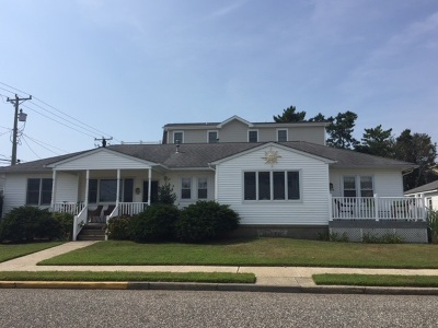Avalon Single Family Home Under Contract: 10 W 21st Street - East & West