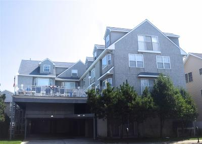Wildwood Townhouse For Sale: 2703 Atlantic Avenue #2