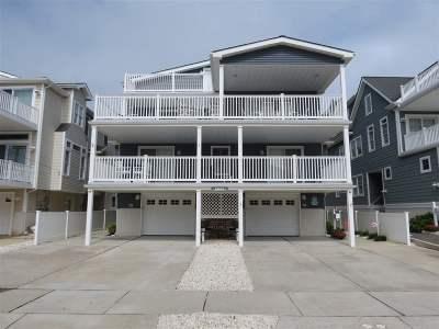 Sea Isle City Townhouse For Sale: 129 55th Street North Unit #North Un