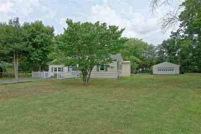 Single Family Home For Sale: 468 Dias Creek Rd Road