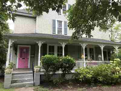 Cape May Court House Townhouse For Sale: 21 Romney Place #A