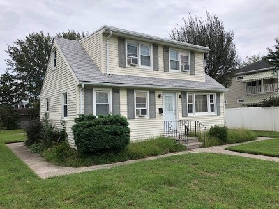 Cape May Single Family Home For Sale: 910 Page Street