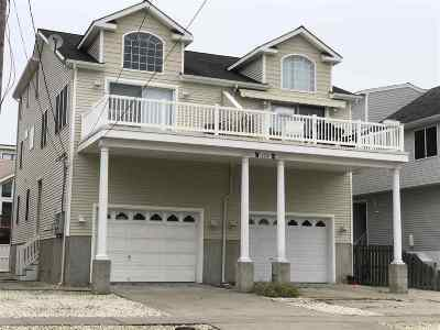 Sea Isle City Townhouse For Sale: 129 34th Street #West
