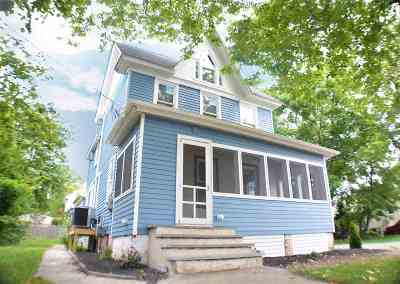 Cape May Single Family Home Under Contract Con/Show: 925 Corgie Street