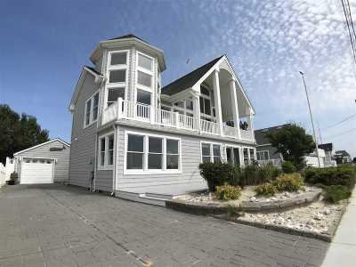 North Cape May Single Family Home For Sale: 701 Beach Drive