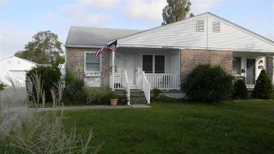 Cape May Single Family Home For Sale: 1221 Illinois Avenue