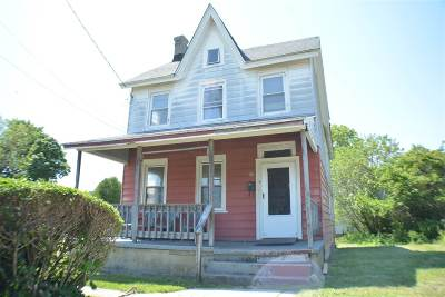 Cape May Single Family Home Under Contract: 615 Broad Street