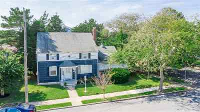 Cape May Single Family Home Under Contract: 108 Trenton Avenue