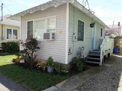 Stone Harbor Single Family Home For Sale: 8 Linden Lane