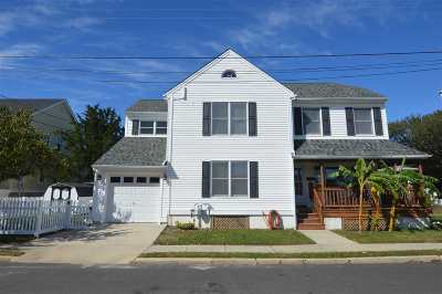 Cape May Single Family Home For Sale: 600 Madison Avenue