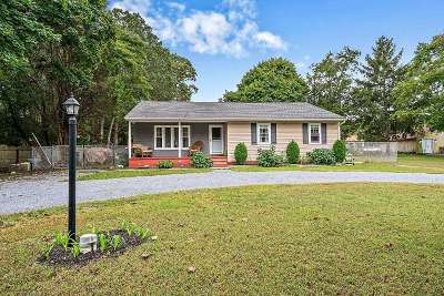 Single Family Home For Sale: 1577 Route 83
