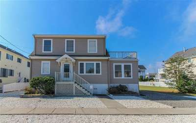 Stone Harbor NJ Single Family Home For Sale: $1,595,000