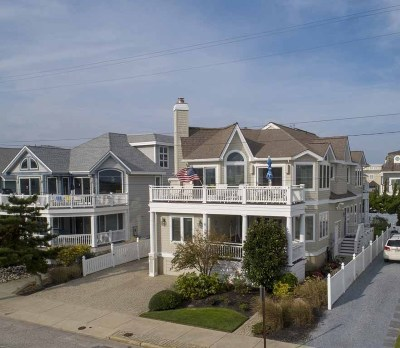 Avalon Single Family Home For Sale: 93 E 11th Street