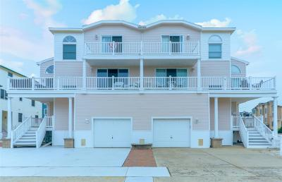 Sea Isle City Townhouse For Sale: 5412 Central Avenue #East