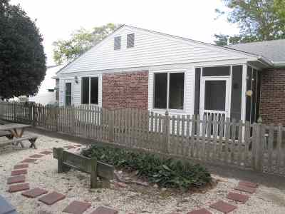Cape May Single Family Home For Sale: 1341 C & D Virginia Avenue