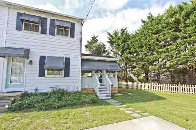 Cape May Single Family Home Under Contract: 704 F Madison Avenue