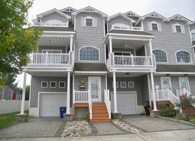 Wildwood Townhouse For Sale: 140 W Burk Avenue #140 W Bu