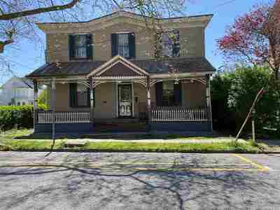 Cape May Multi Family Home For Sale: 216 Perry Street