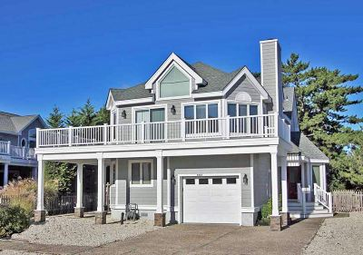 Avalon Single Family Home For Sale: 5252 Dune Drive