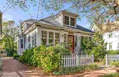 Cape May Single Family Home For Sale: 1139 Washington Street