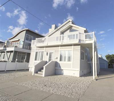 Stone Harbor NJ Single Family Home For Sale: $2,125,000
