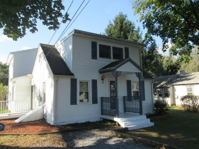 Single Family Home For Sale: 21 W Shellbay Ave.