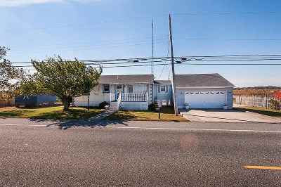 Cape May Court House Single Family Home For Sale: 633 Stone Harbor Boulevard
