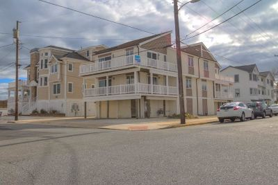 Sea Isle City Townhouse For Sale: 18 N 58th Street #A