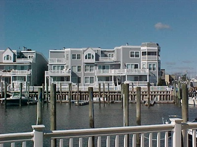Cape May Condo For Sale: 1534 Yacht Avenue #10