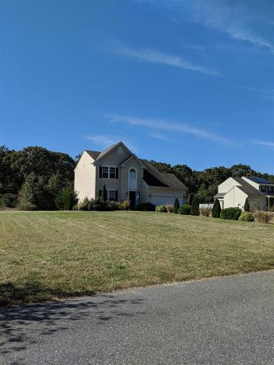 Cape May Court House Single Family Home For Sale: 1 Jerome Drive