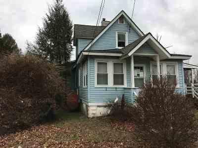 Single Family Home For Sale: 722 Adams Avenue
