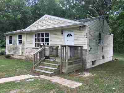 Single Family Home For Sale: 209 Adams Avenue