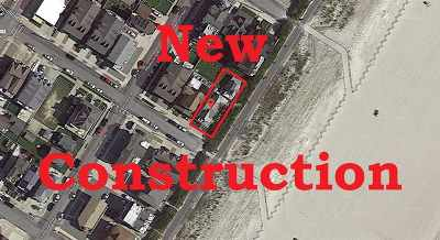 Sea Isle City Townhouse For Sale: 11 51 Street #North Un