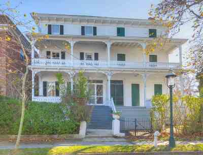 Cape May Single Family Home For Sale: 220 S Lafayette Street