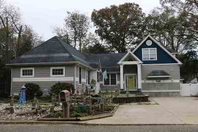 Single Family Home For Sale: 420 Windward Road