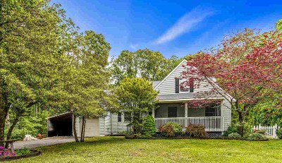 North Cape May Single Family Home For Sale: 10 Holly Drive