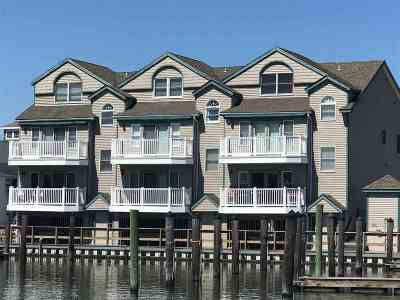 Cape May Condo For Sale: 1520 Yacht Avenue #106