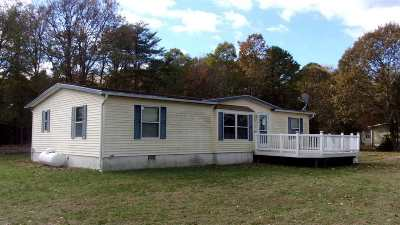 Cape May Court House Single Family Home For Sale: 21 Kings Lane