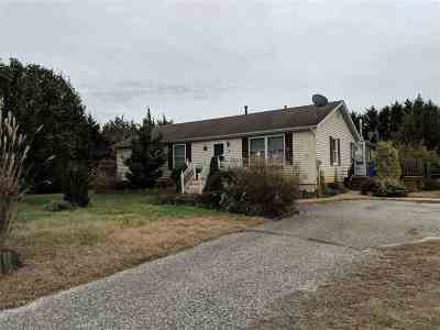Cape May Court House Single Family Home For Sale: 3 Benche Court