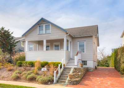 Cape May Single Family Home Under Contract: 104 First Avenue