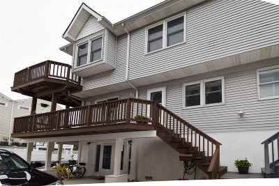 Sea Isle City Townhouse For Sale: 343 40th #North